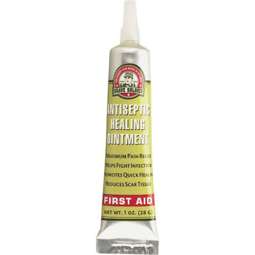 Brave Soldier Antiseptic Healing Ointment 1oz