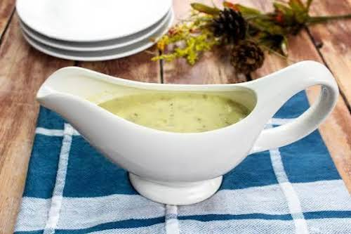 """Easy Giblet Gravy""""No more making a roux that gets darker than we..."""