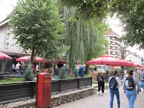 Photo: Rou4HR201-151002Curtea de Arges, resto Posada, entrée IMG_8866