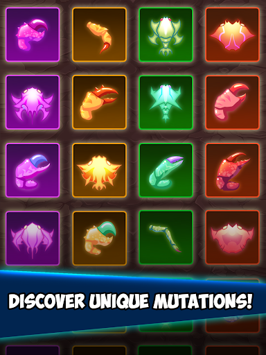 Crab War : Idle Swarm Evolution screenshot 15