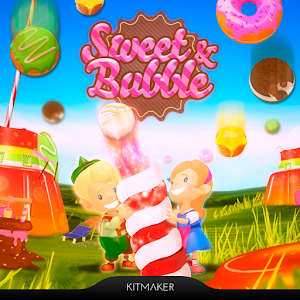 Sweet & Bubble for PC and MAC
