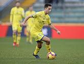 Un ancien joueur du Standard quitte la Serie A pour la D2 italienne