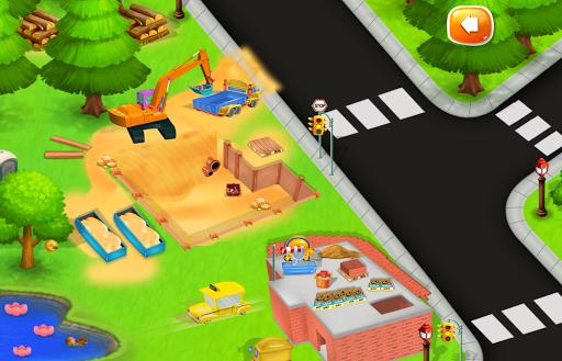 Construction City For Kids 1.0.4 screenshots 3