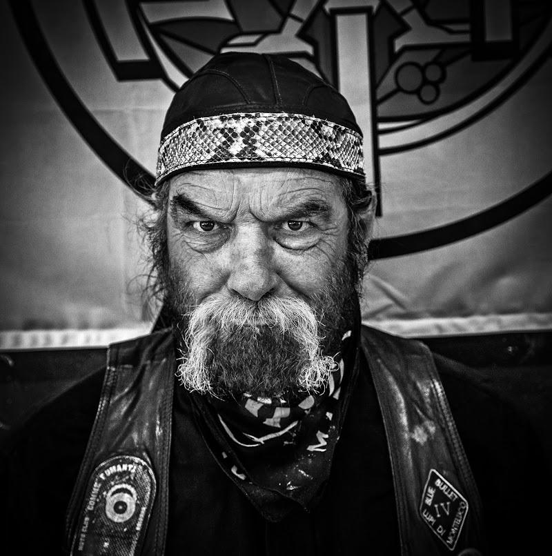 The biker di Marcello Zavalloni