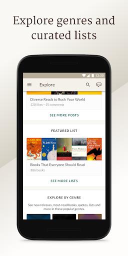 Goodreads 2.3.3 Build 1 screenshots 3