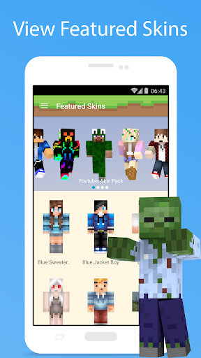 Skins for Minecraft 3.0 screenshots 5