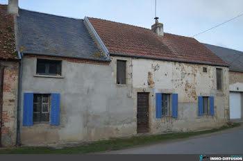 maison à Lussat (23)
