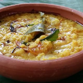 Dhal Curry(parippu).