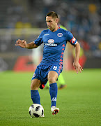 Dean Furman is expected to  lead SuperSport against Cape Town City in a Nedbank Cup last-32 clash tomorrow. /Samuel Shivambu/BackpagePix