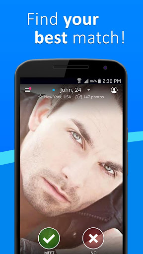 Meet4U - Chat, Love, Singles! screenshot