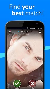 Meet4U - Chat, Love, Flirt! screenshot 3