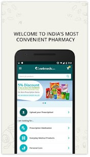 Netmeds - India Ki Pharmacy- screenshot thumbnail