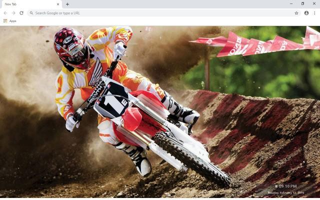 Real Bike Racing HD New Tab