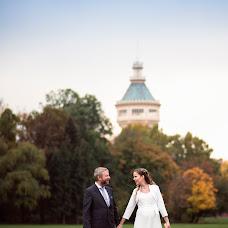 Wedding photographer Dániel Sziszik (sziszikzs). Photo of 26.10.2018