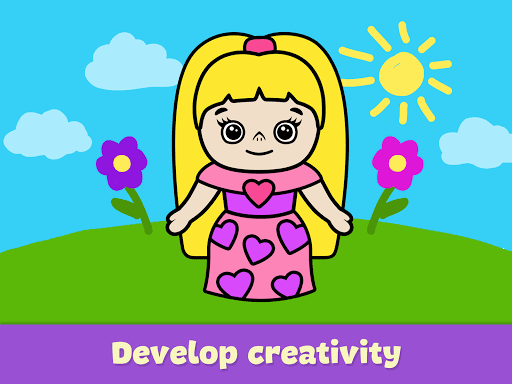 Coloring book for kids 1.102 Screenshots 16