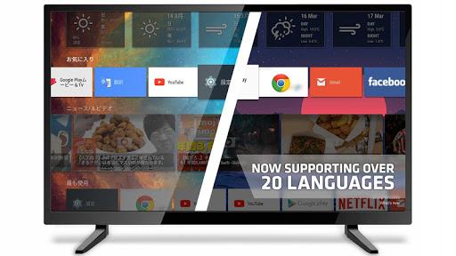 Most Popular TV Box: Launcher Tv Box Apk