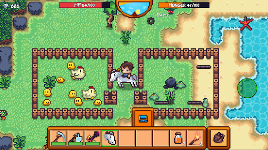Pixel Survival Game 3 (Unreleased)- screenshot thumbnail