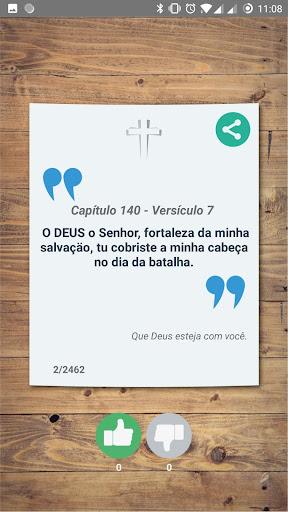 Salmo do Dia screenshot 1
