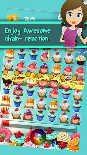 Cupcake Jelly Blast