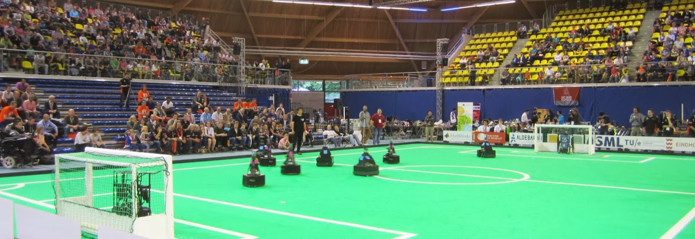 RoboCup 2013 in Eindhoven   Henry Poon's Blog