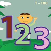 1 - 100 Kids Learn Number