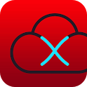 Virgin Media Cloud icon