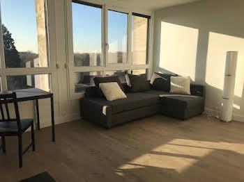 Studio meublé 27,05 m2