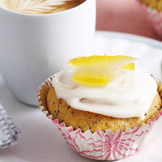 Earl Grey and Lemon Muffins.