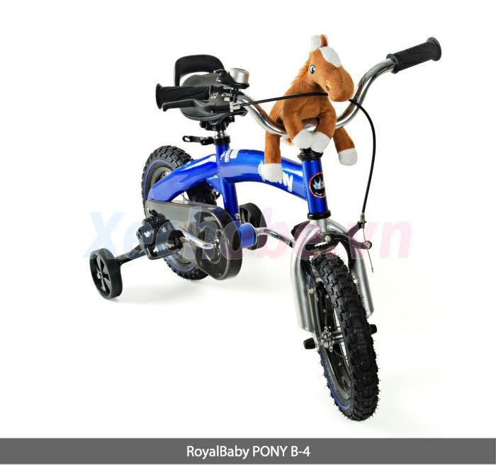 xe đạp ponny cho trẻ em từ 3 đến 5 tuổi