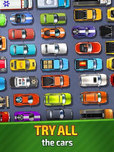Parking Mania Deluxe - screenshot
