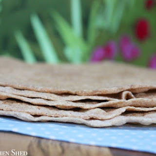 Clean Eating Tortilla Wraps.