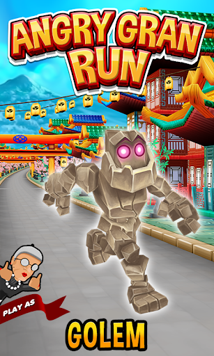 Angry Gran Run - Running Game  {cheat|hack|gameplay|apk mod|resources generator} 2