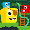 download Snakes & Ladders Adventure - Free Dice Board Games apk