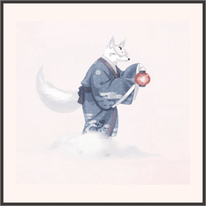 陽狐の幼馴染