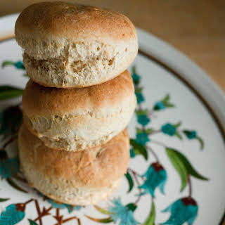Olive Oil Biscuits.
