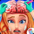 Brain Surgery ER Emergency icon
