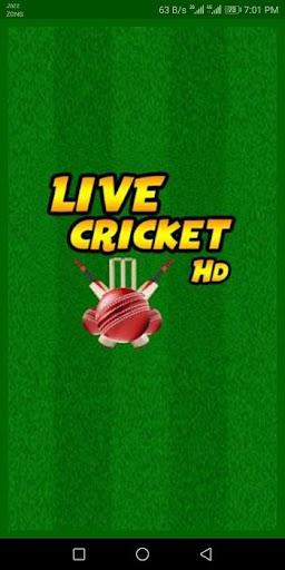 Live Cricket TV - Live Sports TV screenshot 1