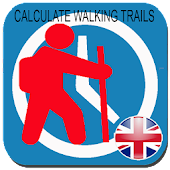 CALCULATE WALKING TRAILS