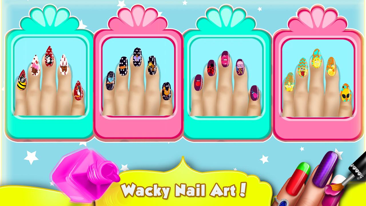 Kitty nail salon android apps on google play kitty nail salon screenshot prinsesfo Images