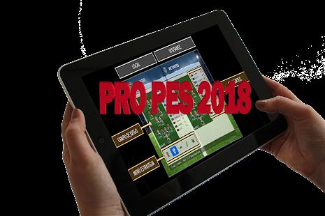 PRO GUIDE PES 2018 - náhled