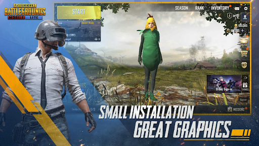 PUBG MOBILE LITE 0.12.0 screenshots 2