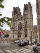 Photo: Saints Michel et Gudule Cathedral (Brussels)