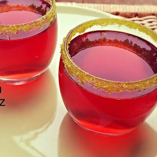 Rooh Afza Syrup.