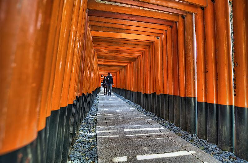 Photo: Inari Torri