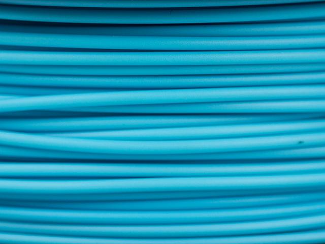 Light Blue MH Build Series PLA Filament - 1.75mm (1kg)