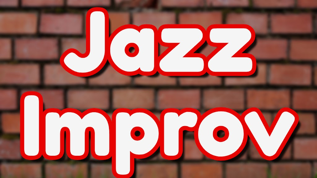 Jazz Improv Learning Track