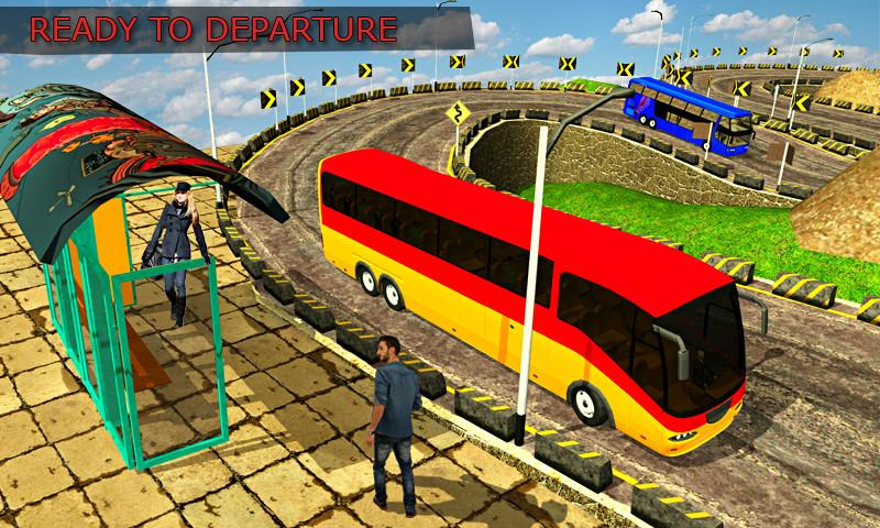 Ny Bus Driver Simulator- screenshot