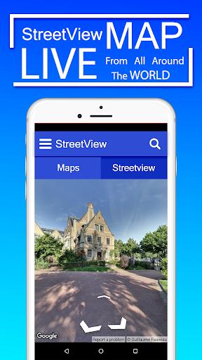 Street View Live – Global Satellite Live Earth Map 1.0.0 screenshots 6