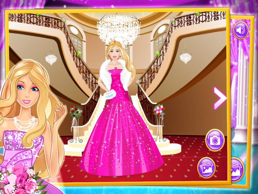 Download and play free barbie games.