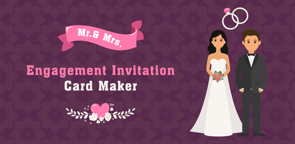 Download Engagement Invitation Card Maker Apk Latest Version